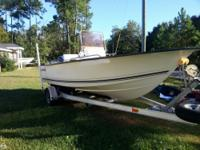 2007 Palm Beach 20 Center Console, with a 2006 Yamaha