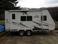 2007 Palomino Gazelle Ultra Lite Considered to be fully