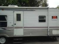 2007 Palomino Puma 27BH. Travel trailer camper can
