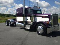 For Sale: 2007 Peterbilt 379, 270 inch wheelbase.