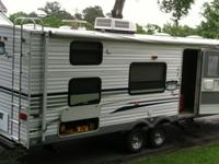 2007 Pilgrim Ultra-light 26` travel trailer, very
