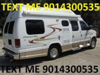 This is a Ford V-10 Excel TS motor home. Pleasure Way