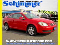 Used 2007 Pontiac G5 FWD in stock at Schimmer Ford