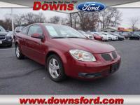 2007 PONTIAC G5 Coupe 2dr Cpe Our Location is: Team
