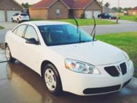 FOR SALE 2007 Pontiac G6 4 Door Sedan $8,500 77,492