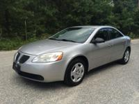 2007 Pontiac G6, 165,772 miles Cost: $5,500. Year: