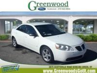 *New Arrival* This 2007 Pontiac G6 will sell fast Based