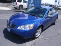 2007 Pontiac G6 4dr Sedan Base Base Our Location is: