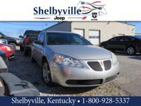 2007 Pontiac G6 FWD 4-Speed Automatic with Overdrive