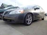 Options:  2007 Pontiac G6 Base 4Dr