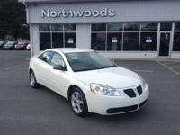This outstanding example of a 2007 Pontiac G6 is