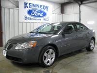 Options:  2007 Pontiac G6/Se|||41224 Miles|Vin: