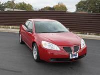 Exterior Color: crimson red, Body: Sedan, Engine: 3.5L
