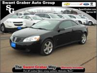 *Price Reduced from $15,995* This 2007 Pontiac G6 GT is