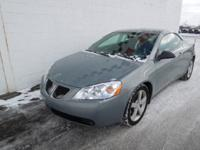 GT trim. Heated Leather Seats, Multi-CD Changer,