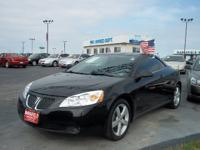 Options Included: N/AThis 2007 Pontiac G6 is a Must