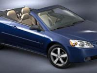 Look at this 2007 Pontiac G6 GT. Its Automatic