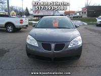 Options:  2007 Pontiac G6 Very Sharp Inside And Out.