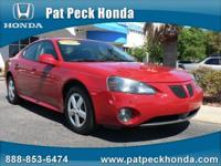 Options Included: N/A****SPORTY RED 2007 PONTIAC GRAND