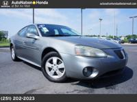 2007 Pontiac Grand Prix with 98K miles. 2 owners, clean