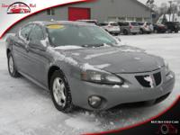 TECHNOLOGY FEATURES:  This Pontiac Grand Prix Includes