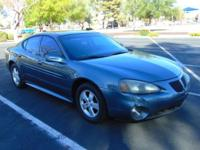 Options:  2007 Pontiac Grand Prix|Vin: 2G2wp|172K