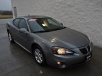 This outstanding example of a 2007 Pontiac Grand Prix