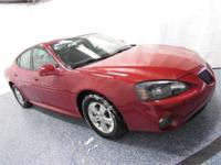 2007 Pontiac Grand Prix Red Recent Arrival! Odometer is