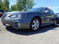 Options:  2007 Pontiac Grand Prix Base 4Dr