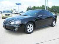 Options Included: N/A2007 Pontiac Grand Prix/ Sedan/