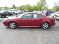 Come see this 2007 Pontiac Grand Prix GT. Its Automatic