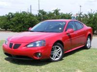 This 2007 Pontiac Grand Prix GT is offered exclusively