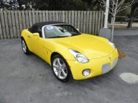 2007 PONTIAC SOLSTICE ******** ONE OWNER LOCAL TRADE
