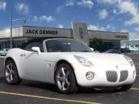 2007 Pontiac Solstice CARFAX One-Owner. 150 POINT