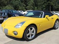 Options Included: N/A2007 Pontiac Solstice Rainbow is a