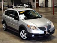 2007 PONTIAC Vibe HATCHBACK 4 DOOR Base Our Location