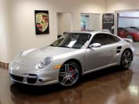 You are viewing an impressive 2007 Porsche 911 Turbo