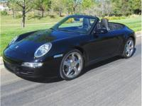 2007 Porsche 911 Carrera Cabriolet - Like New! Only