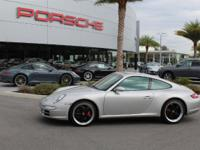 ABSOLUTELY STUNNING 911 Carrera 4S Coupe**ULTRA LOW