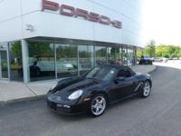 JUST IN! MANUAL TRANSMISSION BOXSTER S FINISHED IN