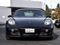 CarFax 1-Owner, LOW MILES, This 2007 Porsche Cayman S