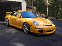 For Sale: 2007 Porsche 911 GT3 ? Speed Yellow over
