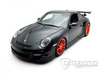 2007 Porsche 997 Turbo finished in flawless black gloss