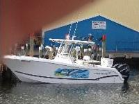 awesome fishing boat !! get in and go !! lots and lots