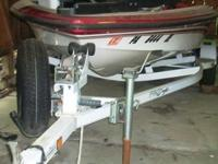 2007 PROCRAFT 165 BASS BOAT     Length: