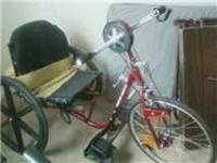 2007 QUICKIE MACH 2 HAND CYCLE. I paid $1,700.00 will