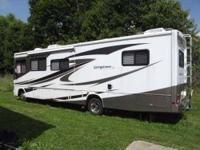 2007 R-Vision Trail-Bay Travel Trailer, 31FT, gas grill