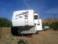 2007 RAPTOR TOY HAULER kEYSTONE 3018