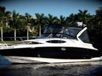 Powered by twin Volvo Penta 5.7 Ocean Series Injected