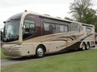 2007 Fleetwood 42N , We purchased this Luxury RV new